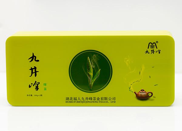 九井峰绿茶