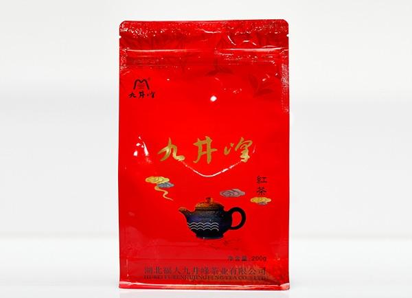 九井峰红茶200g