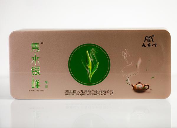 隽水银峰绿茶